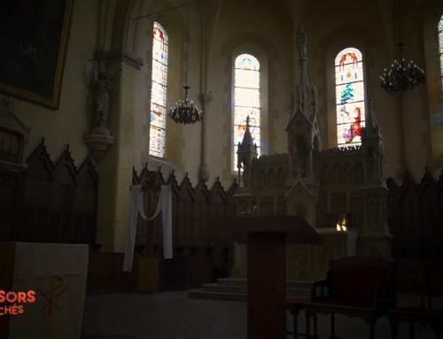 Crypte de l'église St Pierre – Les Essarts