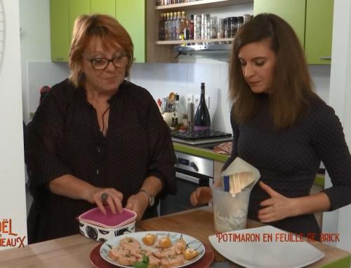 Rillettes d'huîtres et saumon au safran