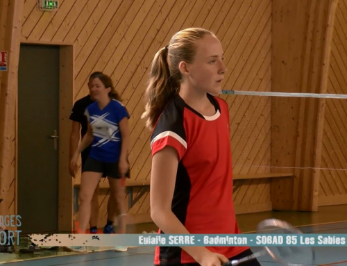 Eulalie Serre – Badminton