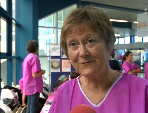 Octobre rose : sensibilisation à la clinique Saint-Charles