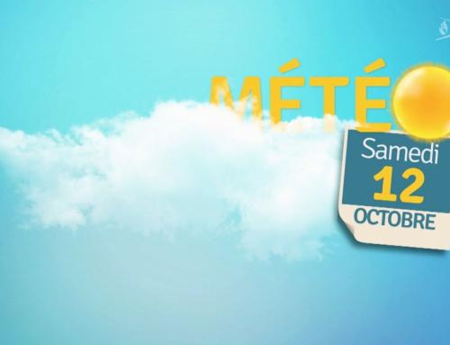 La Météo du 12 Octobre 2019