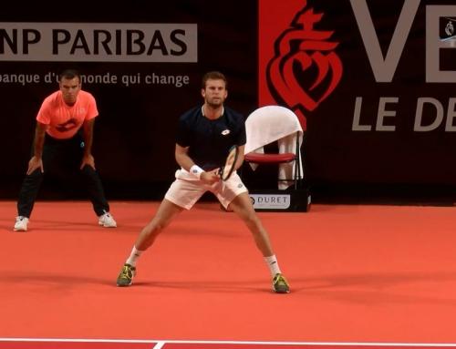 Internationaux de Tennis de Vendée Résumé du Vendredi