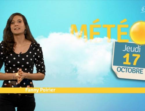 La Météo du 17 Octobre 2019