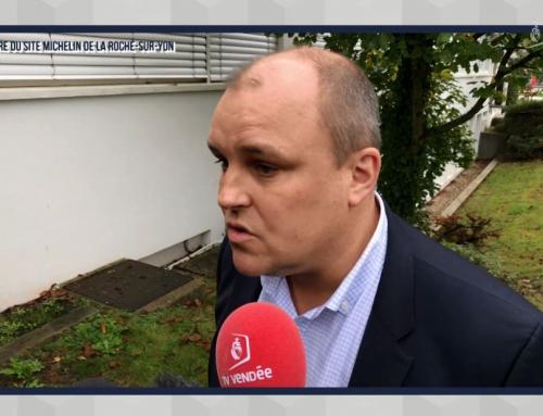 La fermeture du site Michelin de La Roche-sur-Yon