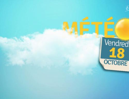 La Météo du 18 Octobre 2019