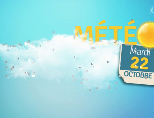 La Météo du 22 Octobre 2019