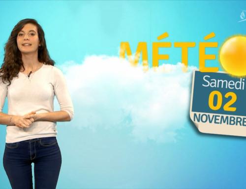 La météo du samedi 2 novembre