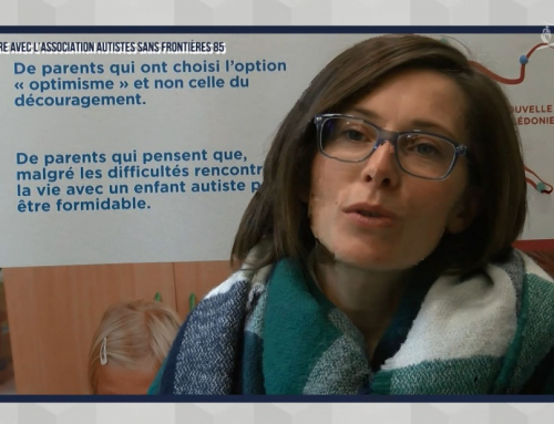 Rencontre avec l'association Autistes sans frontières 85