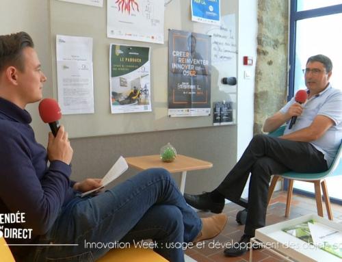 Innovation Week : l'usage et développement de l'objet connecté