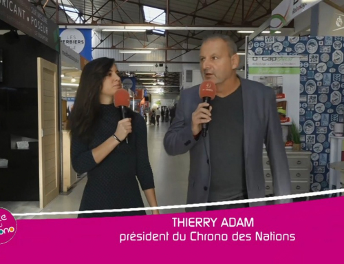 La Fête du Chrono des Nations : Thierry Adam