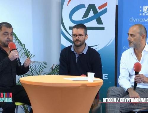 Table ronde et démonstration sur le bitcoin et la cryptomonnaie