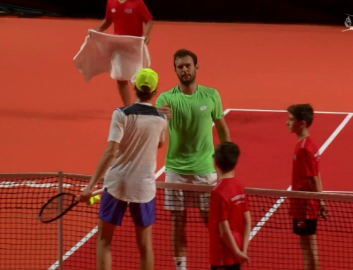 Internationaux de Tennis de Vendée Résumé du samedi