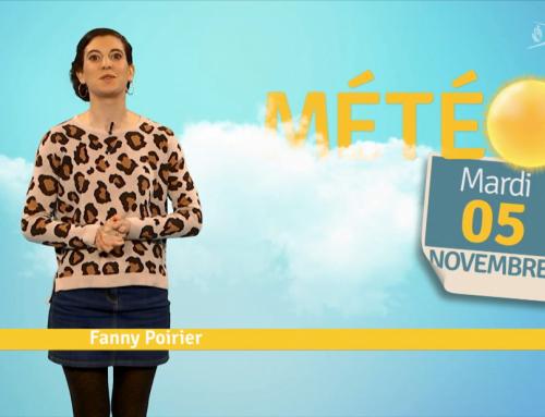 La Météo du 05 novembre 2019