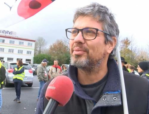 Grève nationale : nouvelle manifestation samedi dernier