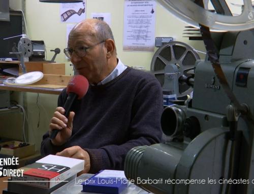 Le prix Louis-Marie Barbarit récompense les cinéastes amateurs