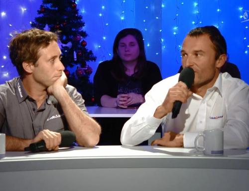 Ian Lipinski et Adrien Hardy