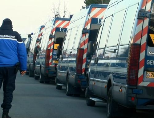 ZAD Opération d'évacuation de l'ancienne colonie France Telecom
