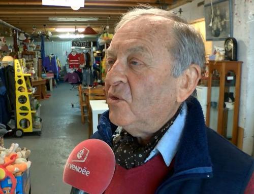 Claude Levoyer, nouveau secrétaire général du Secours populaire