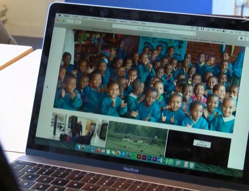 Les enfants de Bonga, une aventure humanitaire en Ethiopie