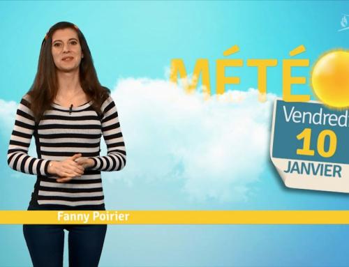 La Météo du 10 janvier 2020
