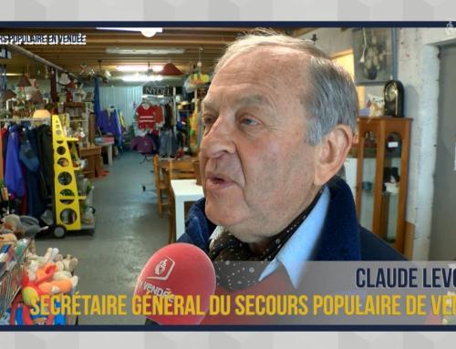 Le Secours populaire en Vendée