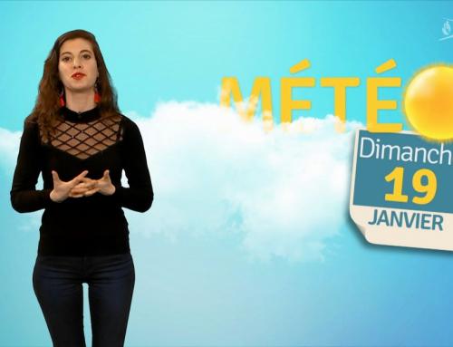 Le bulletin météo du dimanche 19 janvier 2020