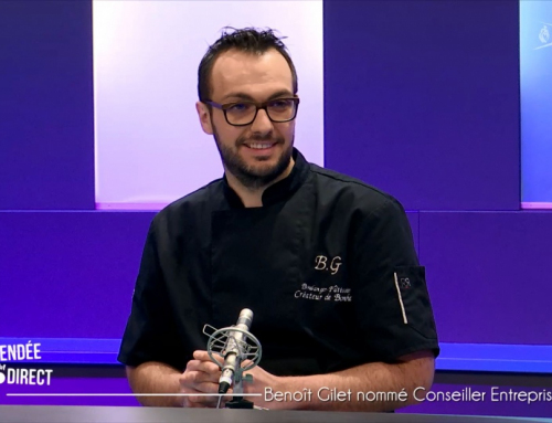 Benoît Gilet nommé Conseiller Entreprise École