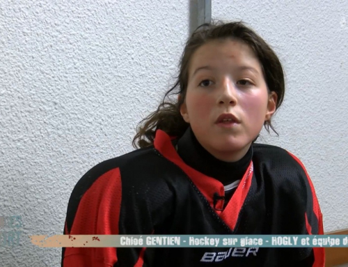 Chloé GENTIEN – Hockey sur glace