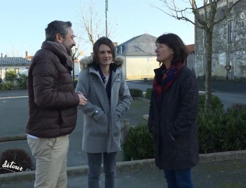Fabienne Lamothe et Sonia Morin