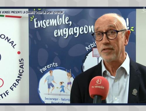 Le Cdos Vendée présente la charte «pour un sport citoyen»