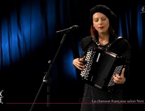 La chanson française selon Nini Poulain