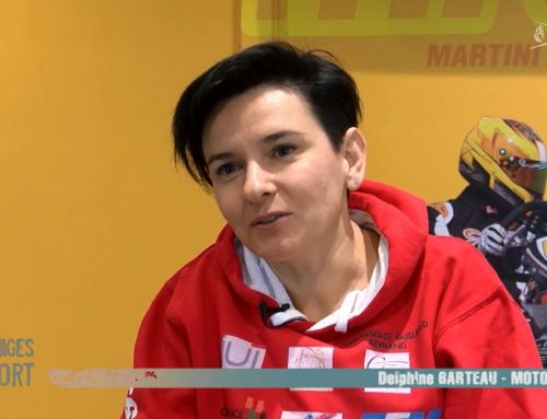 Delphine BARTEAU – Moto vitesse
