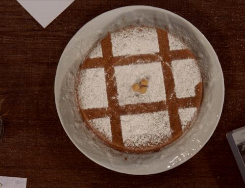 Le gâteau noisetier du fenouiller