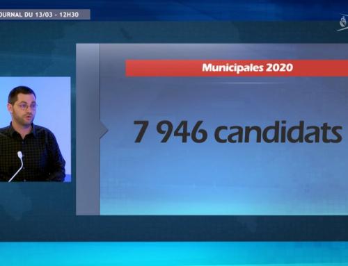 Municipales 2020 : les chiffres clés du 1er tour