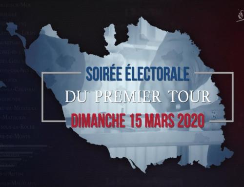 Municipales 2020 – Soirée spéciale 1er tour – Les résultats