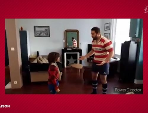 85 Chrono à la maison 100% rugby