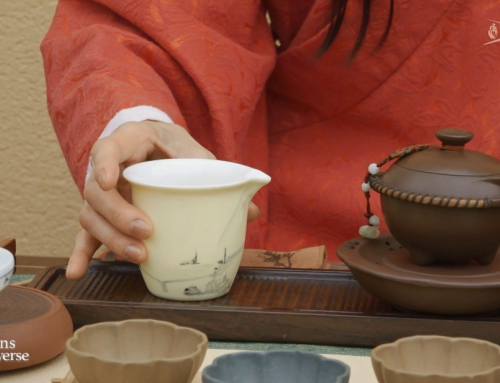 Cérémonie de thé chinoise