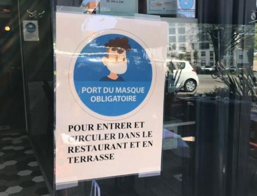 Déconfinement : Jour J pour les bars et restaurants