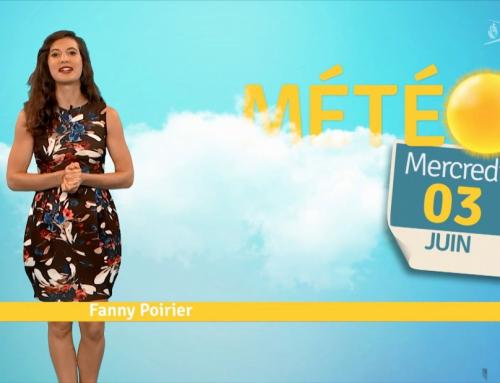 La Météo du 03 Juin 2020