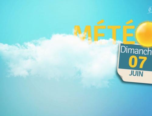 La Météo du 07 Juin 2020