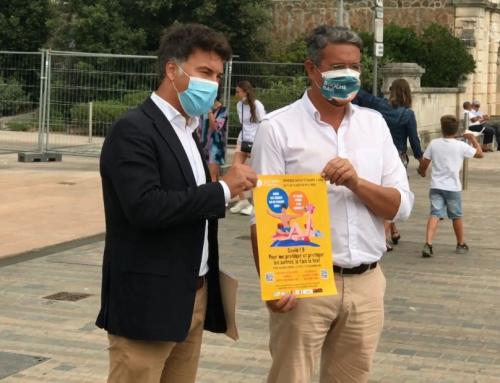 Une campagne de dépistage aux Sables-d'Olonne du 11 au 14 août
