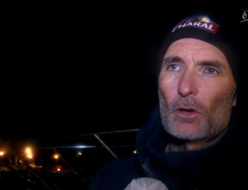Jérémie Beyou, vainqueur de la Vendée – Arctique – Les Sables