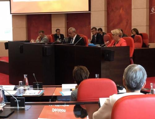 Les élus départementaux réunis ce vendredi en session