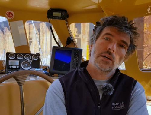 Le skipper Thierry Dubois en Islande, prêt à porter secours