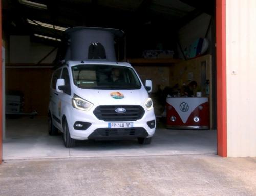 Economie : le déconfinement profite au marché du camping-car