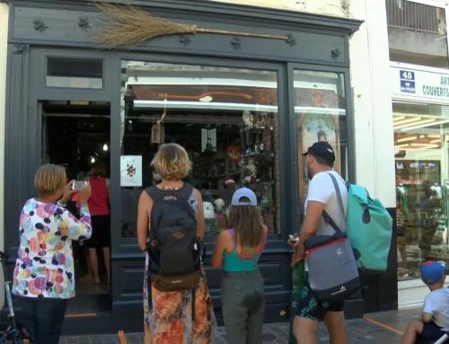 Sweets, une boutique dédiée à la magie d'Harry Potter