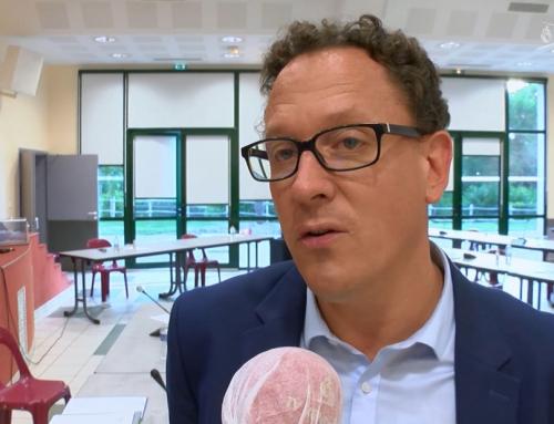 François Blanchet, nouveau président du Pays de Saint-Gilles