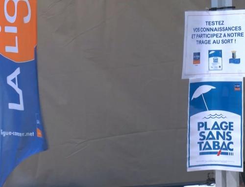 Santé : 20 plages sans tabac en Vendée