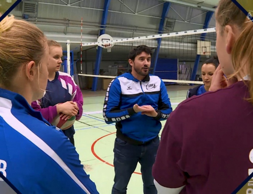 Guillaume Papin – La Roche Volley Ball