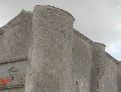 TRESORS CACHES – Saint-Mesmin, chapelle de l'Audrière